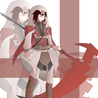 RWBY'S CREED - RUBY ROSE by StarSpartan
