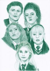 Derry Girls by A-Lack-of-Rainbows
