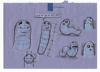 Anatomy of a worm by Jasper-M