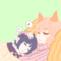 Naptime by LilDeerPrince