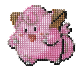 035 - Clefairy by Devi-Tiger