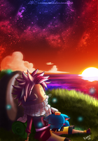 Fairy Tail-Sunset by ShiChel