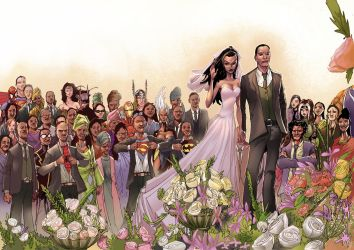 The Amazing Wedding by Penners