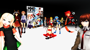 MMD 2nd Starter Pack by AsrialTerra