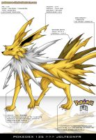 Pokedex 135 - Jolteon FR