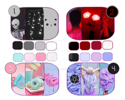 Xynthii Aesthetic Adopts || March  || CLOSED by Tenshilove