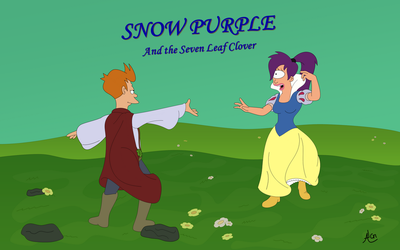 Snow Purple Crossover by Alanquest