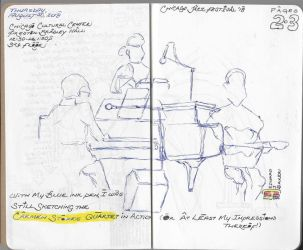 Meanderings with the Carmen Stokes Quartet Part 2 by Harvvard