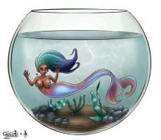 [Challenge] Imprisioned Siren by Gisarts