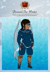AoH - S7 - Winter Sefem by Aisuryuu