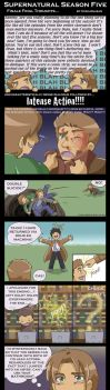 SPN Finale Final Thoughts S5 by LauraDoodles