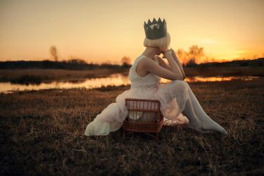 Princess by fairyladyphotography