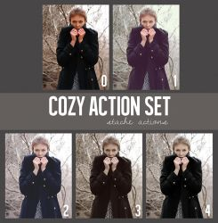 Cozy Actions by opticalfocus