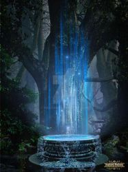The Mirror Of Galadriel by IPNatali