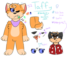 .: taffy ref sheet :. 2018-19 by Angelic-Shrimps