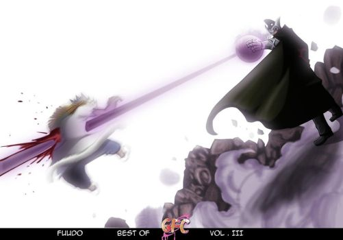 Hades Vs Makarov by fuudo