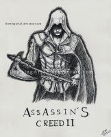 Assassins Creed II by DrawingArt23