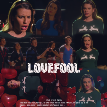 Covers|Lovefool by GleePhotopacks