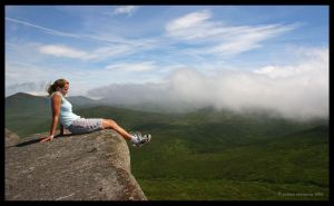 My Sister at Pearce's Castle by rowanseymour
