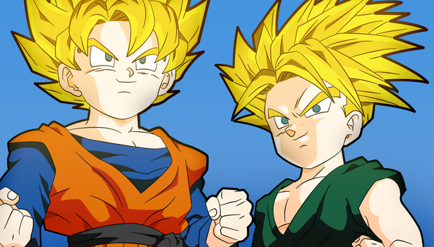 Goten Y Trunks by 45514518