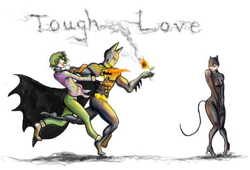 Tough Love by CoreyMcCourt