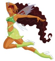 Layla of Winx Club by animatorsc