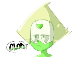Peridot by EszettB