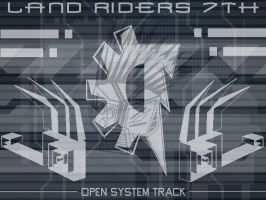 Open system track bootskin by LandRiders7th