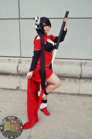 Litchi Cosplay by Nao-Dignity
