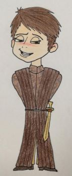 Young Petyr Baelish (Rework) by Ladyblanche85