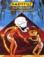 Papyrus the Mummy by LuigiFan00001