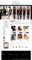 RMFashion Polish Shopping Site II by zamir