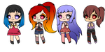 Adoptables [OPEN] by Blithe-Adopts