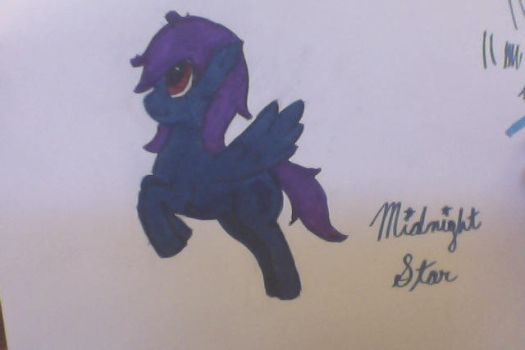 Midnight Star by PaperStreet-Soap