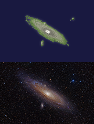 The Andromeda Archipeligo, a Free-Use Map by Will-Erwin