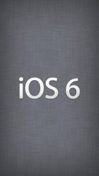 iOS6 Welcome wallpaper iPhone 5 Retina (640x1136) by almanimation
