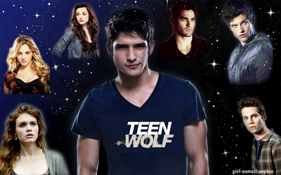 Teen Wolf Wallpaper by SophieTheVampire