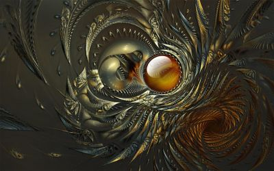 3d Abstract by ZolMariee