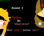 Afterlife Tournament: vs Charoilet by EpicPrincessofDoom