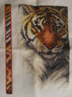 Tiger by Sirithre