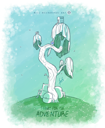 Thanks for the Adventure by JozzGc
