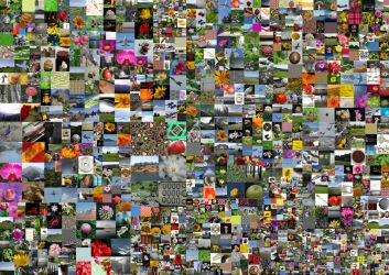 AllOurStock mosaic compilation by digitalxdefiant