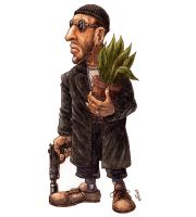 Leon - The Professional Comission by nahuel-amaya
