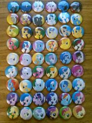 Mlp buttons are real!! by KoonzyCorner