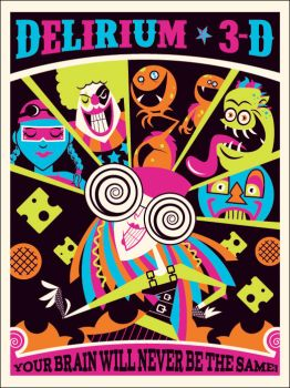 Scarehouse poster by Montygog