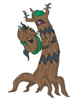 Trevenant and Phantump