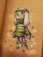 Asriel by SanicDodo