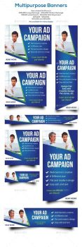 Banners Multipurpose1 by artgh