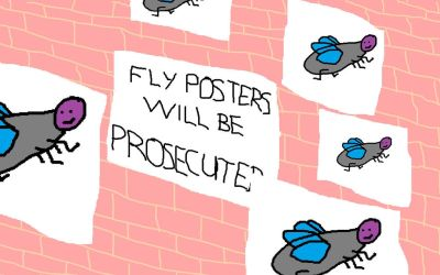 Fly Posters by allie-kitty