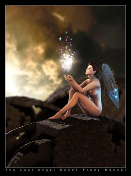 The Last Angel - 2 by Fredy3D